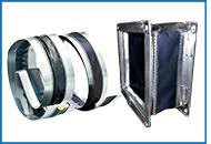 Delta-flex Flexible Duct Connector