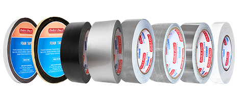 Delta Duct Adhesive Tapes