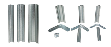 Delta Duct Flanging System