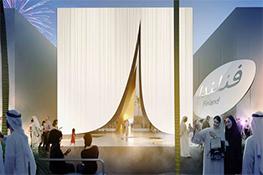 Finland Pavilion - Expo 2020